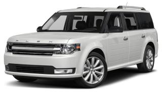 Used 2017 Ford Flex SEL for sale in Newmarket, ON