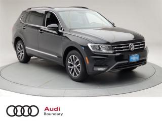 Used 2018 Volkswagen Tiguan Comfortline 2.0T 8sp at w/Tip 4MOTION (2) for sale in Burnaby, BC