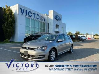 Used 2016 Volkswagen Golf Heated Seats, Bluetooth for sale in Chatham, ON