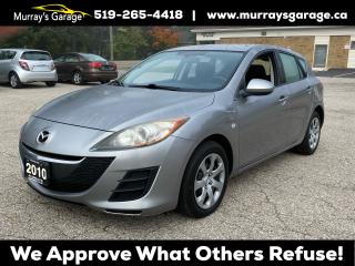 Used 2010 Mazda MAZDA3 GX for sale in Guelph, ON