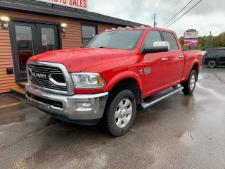 Used 2018 RAM 2500 LONGHORN for sale in Millbrook, NS