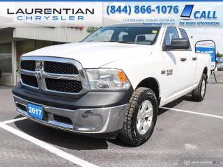 Used 2017 RAM 1500 ST!!  4WD!!  HEMI!!  QUAD CAB!! for sale in Sudbury, ON