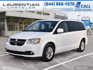 Used 2019 Dodge Grand Caravan SXT Premium Plus!!  POWER REAR DOORS!! for sale in Sudbury, ON