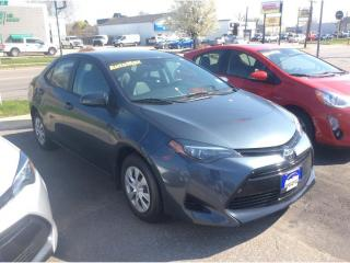Used 2018 Toyota Corolla CE for sale in Sarnia, ON