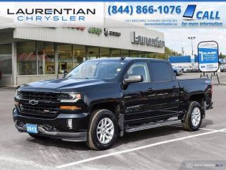 Used 2017 Chevrolet Silverado 1500 LT!!  NAVIGATION!!  BACKUP CAMERA!!  4WD!! for sale in Sudbury, ON