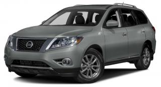 Used 2016 Nissan Pathfinder SL for sale in Whitchurch-Stouffville, ON