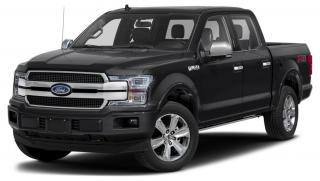 New 2020 Ford F-150 PLATINUM for sale in Tilbury, ON