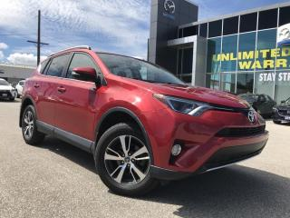 Used 2016 Toyota RAV4 XLE AWD With Bluetooth Connectivity for sale in Chatham, ON