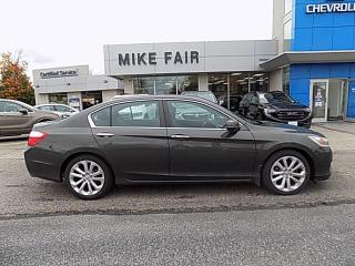 Used 2013 Honda Accord Touring for sale in Smiths Falls, ON