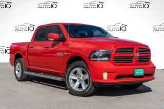 Used 2015 RAM 1500 SPORT for sale in Barrie, ON