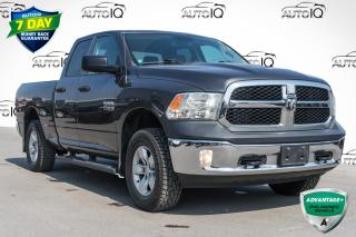 Used 2016 RAM 1500 ST CLEAN LOCAL TRADE for sale in Innisfil, ON