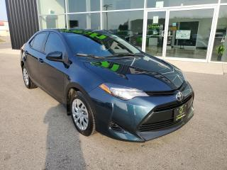 Used 2017 Toyota Corolla LE Heated Seats, Backup Cam, Bluetooth!! for sale in Ingersoll, ON