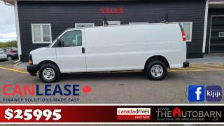 Used 2017 Chevrolet Express 2500 Extended for sale in Saint John, NB