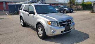 Used 2011 Ford Escape XLT FWD for sale in Burlington, ON