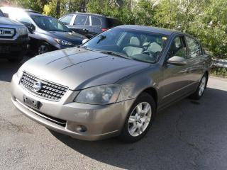 Used 2005 Nissan Altima 2.5 S for sale in Scarborough, ON