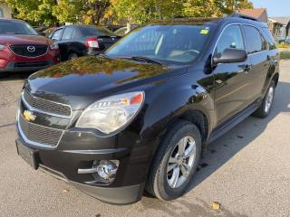 Used 2013 Chevrolet Equinox FWD 4DR LT W/2LT for sale in Ottawa, ON