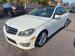 Used 2014 Mercedes-Benz C-Class 4dr Sdn C 300 4MATIC for sale in Ottawa, ON