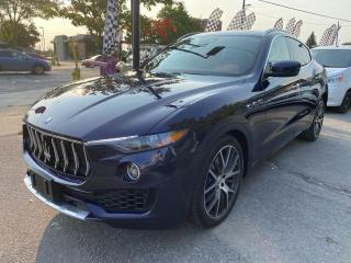 Used 2017 Maserati Levante S for sale in Ottawa, ON