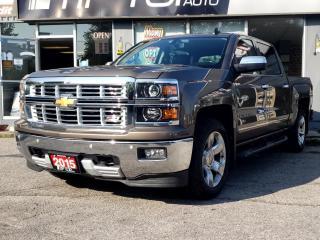 Used 2015 Chevrolet Silverado 1500 4WD Crew Cab 143.5
