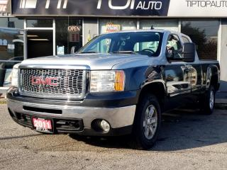 Used 2011 GMC Sierra 1500 4WD Ext Cab 143.5