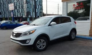 Used 2013 Kia Sportage LX for sale in Oshawa, ON
