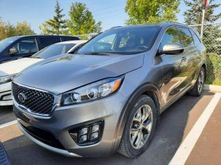 Used 2016 Kia Sorento SX* V6* AWD* GPS* TOIT PANO* CUIR* CAMER for sale in Québec, QC