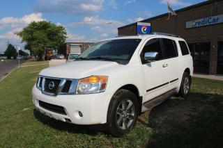 Used 2010 Nissan Armada Platinum Edition for sale in North York, ON