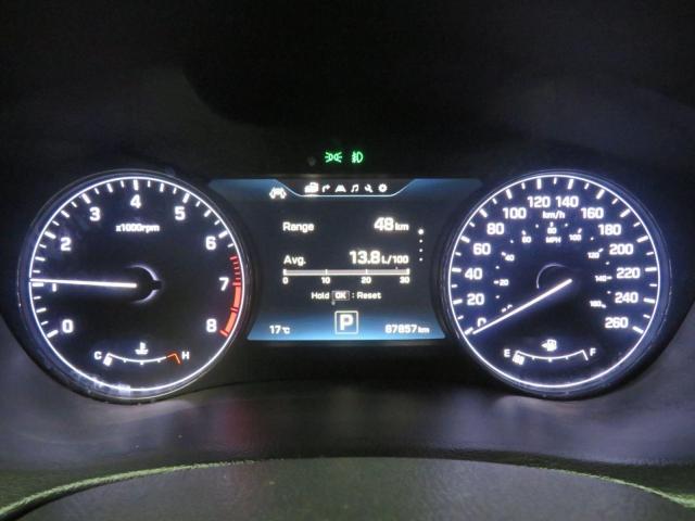 2016 Hyundai Genesis AWD Tech Pkg Nav Leather PanoRoof Backup Cam