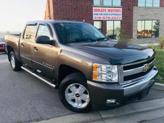 Used 2008 Chevrolet Silverado 1500 4WD Crew Cab LT for sale in Rexdale, ON