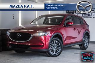 Used 2018 Mazda CX-5 GS,AUTOMATIQUE,CAMÉRA DE RECUL,BLUETOOTH for sale in Montréal, QC