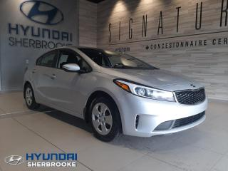 Used 2018 Kia Forte LX+A/C+BLUETOOTH+CRUISE+GRP ÉLECTRIQUE for sale in Sherbrooke, QC