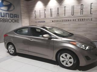 Used 2011 Hyundai Elantra L +AUTO+GRP ÉLECTRIQUE+CD/USB/AUXILIAIRE for sale in Sherbrooke, QC