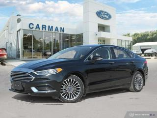 Used 2018 Ford Fusion SE for sale in Carman, MB
