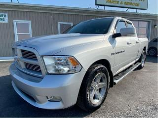 Used 2011 RAM 1500 SPORT for sale in Tilbury, ON