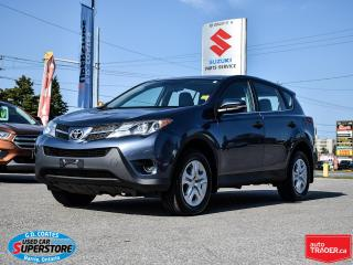 Used 2013 Toyota RAV4 LE AWD ~Power Windows + Locks ~Air Conditioning for sale in Barrie, ON