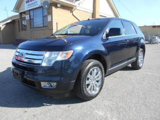 Used 2010 Ford Edge Limited AWD 3.5L V6 Loaded Certified 198,000Km for sale in Rexdale, ON
