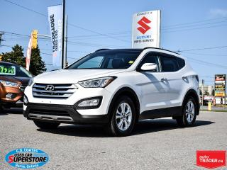Used 2014 Hyundai Santa Fe Sport SE AWD ~Heated Leather ~Panoramic Roof ~Cam for sale in Barrie, ON