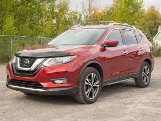 Used 2019 Nissan Rogue SV AWD NAV REG ADAPTATIF ANGLES MORTS *TOIT PANO* for sale in Mirabel, QC