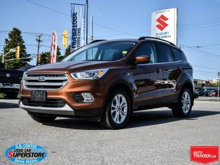 Used 2017 Ford Escape SE 4x4 ~Heated Seats ~Backup Camera ~Bluetooth for sale in Barrie, ON