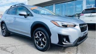 Used 2018 Subaru XV Crosstrek Sport CVT for sale in Lévis, QC