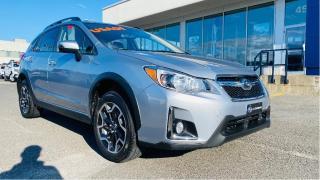 Used 2017 Subaru XV Crosstrek 5dr CVT Limited,toit,cuir,gps for sale in Lévis, QC