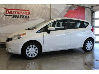 Used 2015 Nissan Versa Note SV for sale in Lévis, QC