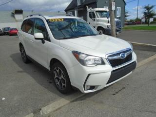 Used 2014 Subaru Forester XT Limited for sale in Ancienne Lorette, QC