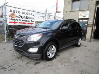 Used 2017 Chevrolet Equinox LT AWD 1LT for sale in Montréal, QC