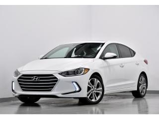 Used 2017 Hyundai Elantra Auto GLS MAGS TOIT OUVRANT FOGS BACK UP CAM for sale in Brossard, QC