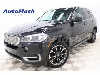 Used 2015 BMW X5 35i xDrive *Extra Clean! *GPS/Camera *Toit-Pano for sale in St-Hubert, QC