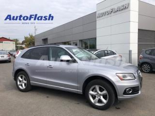 Used 2017 Audi Q5 2.0T Quattro *Toit-Pano-Roof *Park-assist for sale in St-Hubert, QC