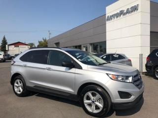 Used 2017 Ford Edge SE 2.0L Ecoboost AWD *Bluetooth *Camera *Clean! for sale in St-Hubert, QC