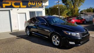 Used 2015 Kia Optima LX for sale in Edmonton, AB