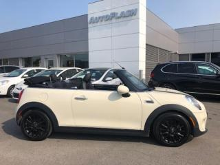 Used 2017 MINI Cooper Convertible Premium Convertible *Touch-Screen/GPS for sale in St-Hubert, QC
